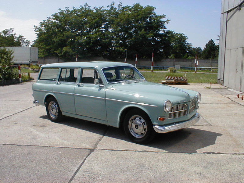 volvo amazon kombi horizontblau. Black Bedroom Furniture Sets. Home Design Ideas